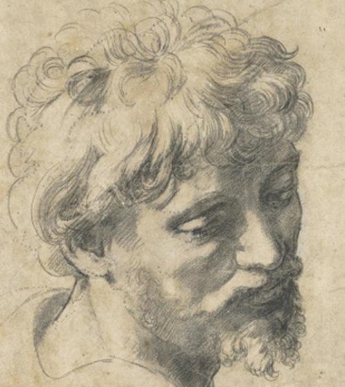 cabeça do apóstolo