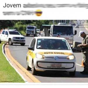 E ainda dizem que o Brasil não é o país dos memes