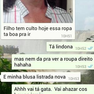 10 pérolas mostrando por que sua mãe deve estar no Whatsapp