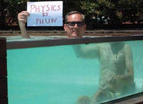 imagens que desafiam as leis da física