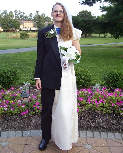 vestidos de noiva noivo e noiva