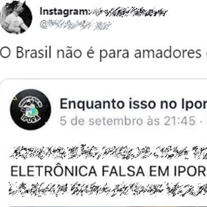 O Brasil definitivamente não é para amadores