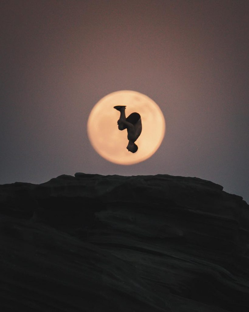 foto da lua