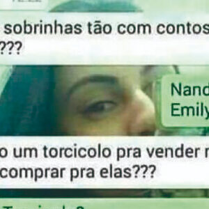 Conversa maluca no Whatsapp