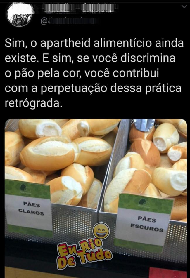 Problematizando a compra do pão