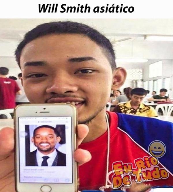 will smith asiático