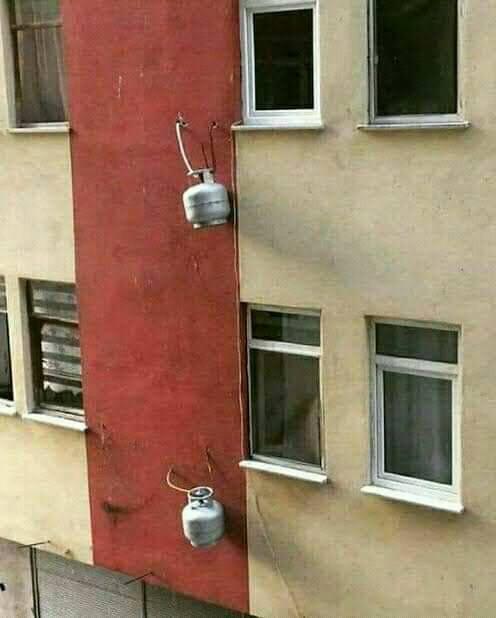 Adaptando gás encanado em apartamento