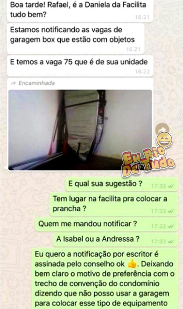 Não existe problema que o brasileiro não resolva