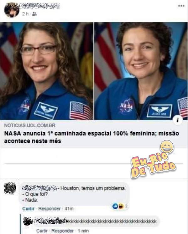 Brasileiro não perde tempo nos comentários