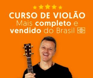 Melhor curso de violão do Brasil